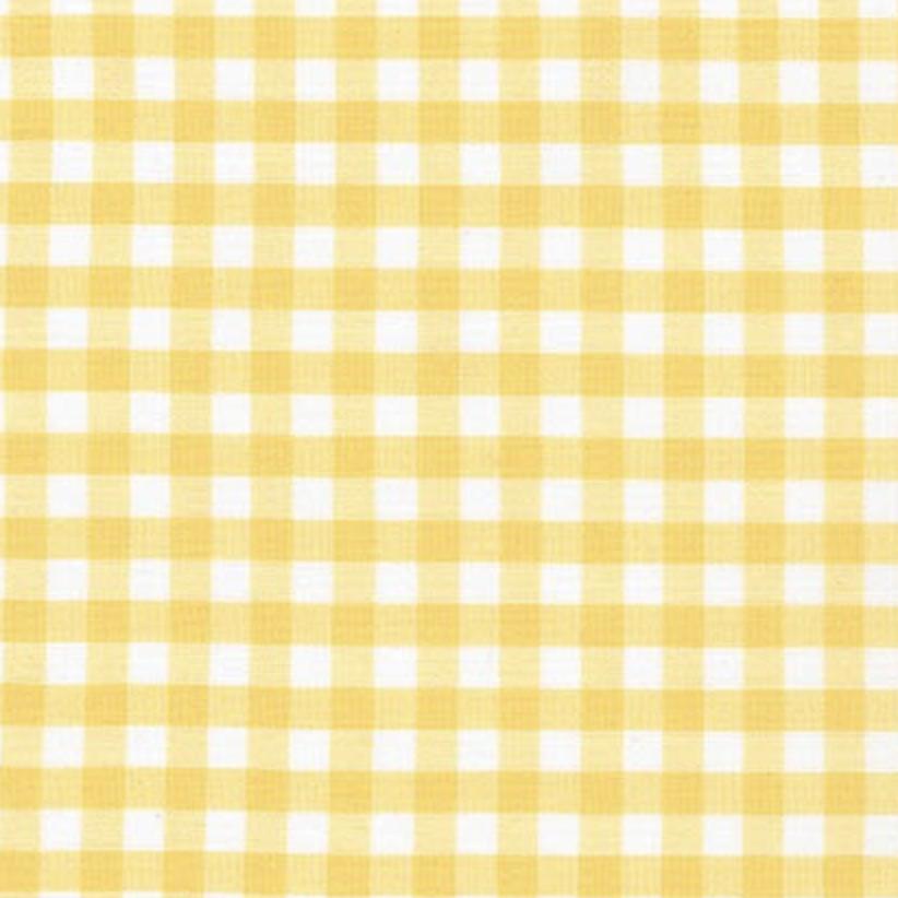 Robert Kaufman Carolina Gingham Yellow