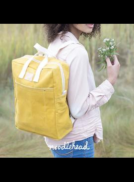 Noodlehead Making Backpack Pattern by Noodlehead