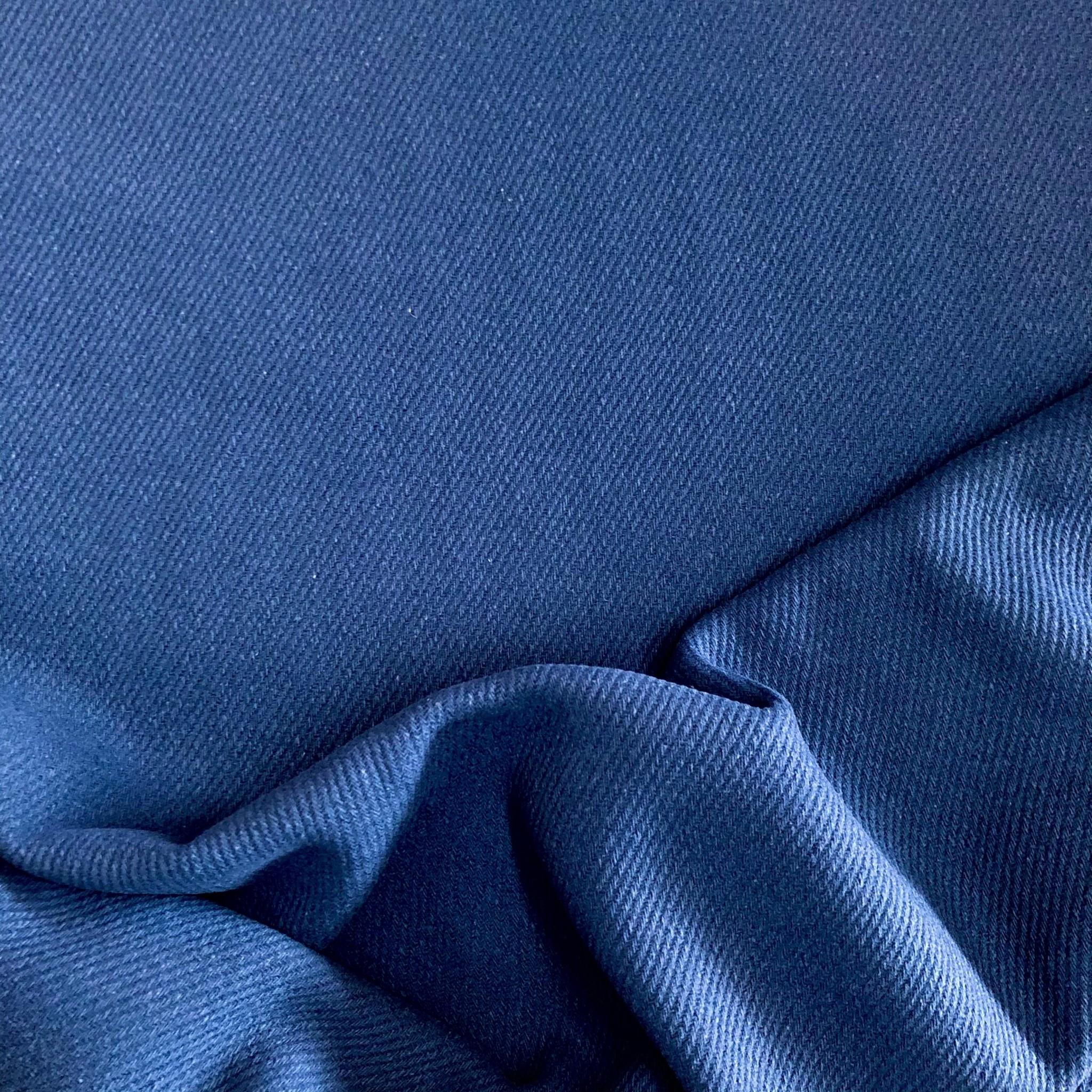 S. Rimmon & Co. Soft Aqua Blue Wool Coating
