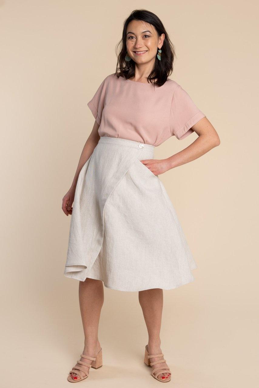 Closet Core Patterns Closet Core Patterns Fiore Skirt