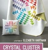Elizabeth Hartman Crystal Cluster Quilt Pattern by Elizabeth Hartman