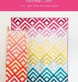 Cotton and Joy Cotton and Joy Cabin Peaks Quilt Pattern