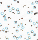 Robert Kaufman Petit Hamsters White