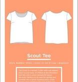 Grainline Studio Scout Tee by Grainline Studio - Sizes 14-30