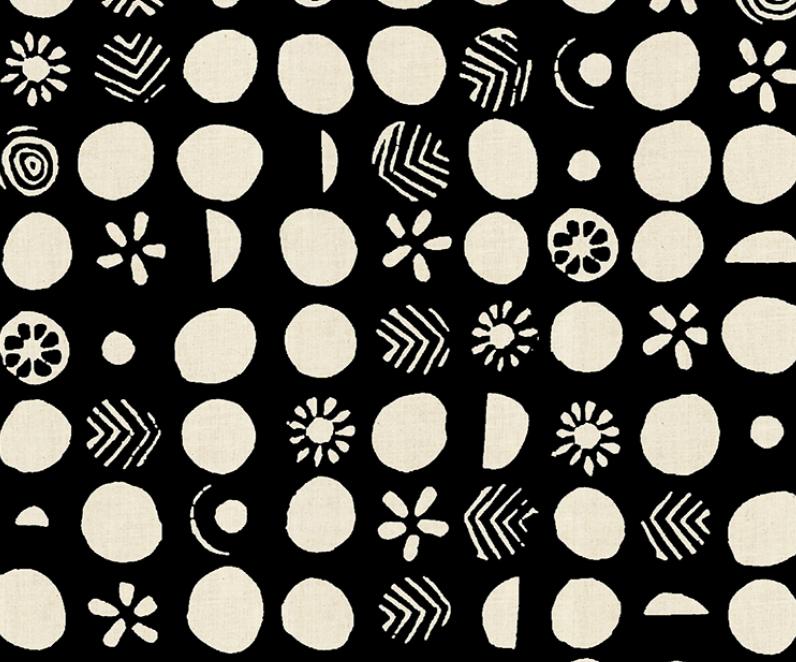 Cotton + Steel Homestead Germination Black