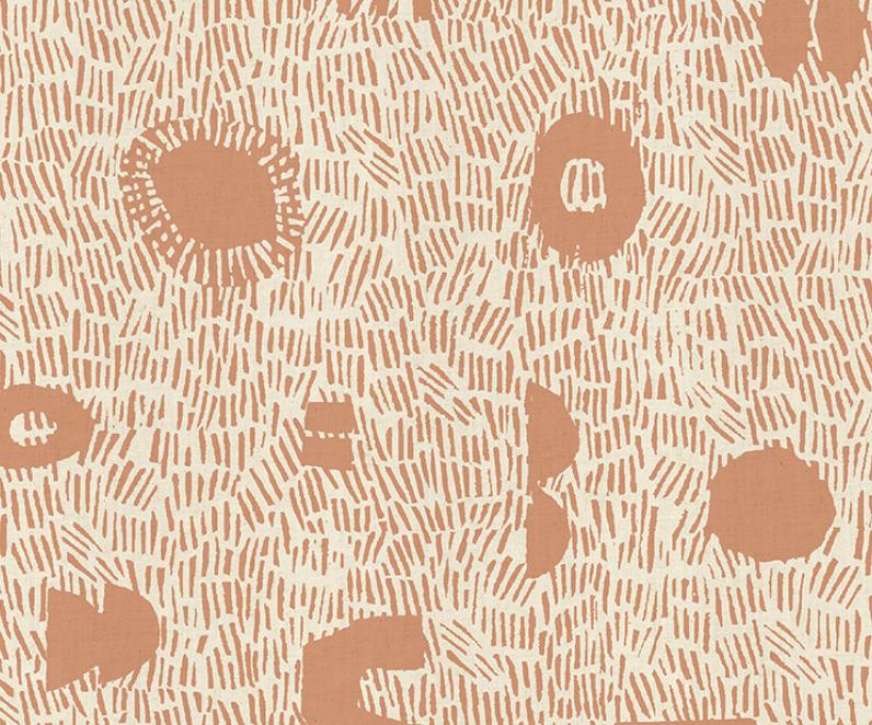 Cotton + Steel Homestead Grass Desert Rose