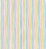 Riley Blake Tiny Treaters Stripe Multi