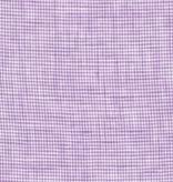 Robert Kaufman Limerick Linen Yarn Dyed-Wisteria - Small Check