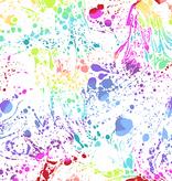Andover Beguiled Venom White Rainbow