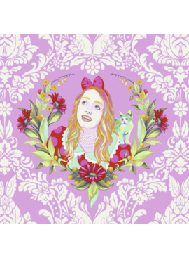 Freespirit Curiouser and Curiouser Alice Wonder
