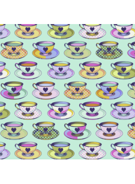 Freespirit Curiouser and Curiouser Tea Time Daydream