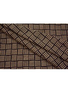Navyas Fashion Bagru Square Hand Block Printed Cotton