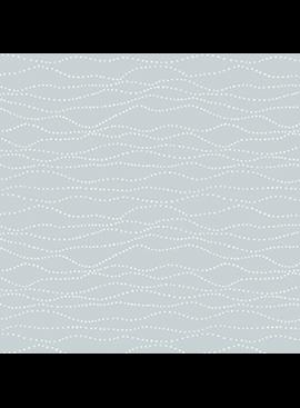 FIGO Winter Frost by Boccaccini Meadows Stripes Blue