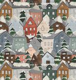 FIGO Winter Frost by Boccaccini Meadows Houses Multi