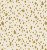 Cotton + Steel Holiday Classics by Rifle Paper Co. Starry Night Cream