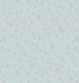 Cotton + Steel Holiday Classics by Rifle Paper Co. Starry Night Mint