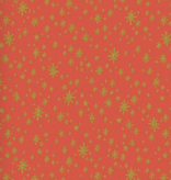 Cotton + Steel Holiday Classics by Rifle Paper Co. Starry Night Red
