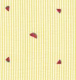 Robert Kaufman Seersucker Coast Prints Lemon Watermelons