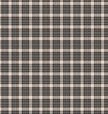 Windham Gather Black Ink Plaid by Windham Fabrics