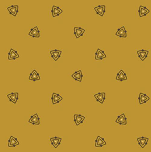 Andover Trinkets 21 Dad's Tie Mustard