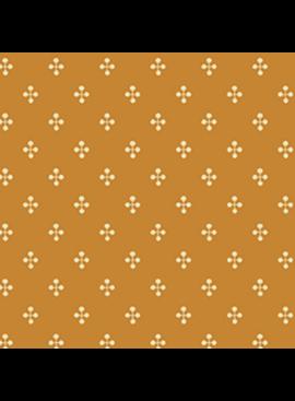 Andover Trinkets 21 Cross Stitch Persimmon