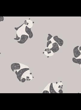 Dear Stella Dear Stella Pandas Flannel