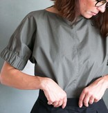 The Assembly Line Patterns Cuff Top pattern Sizes XL-4XL by The Assembly Line Patterns