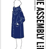 The Assembly Line Patterns Hoodie Parka pattern by The Assembly Line Patterns