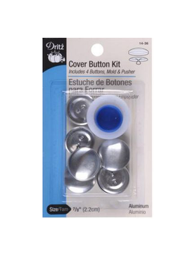 """Dritz Covered Button Kit 7/8"""""""