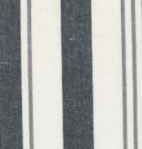 """Moda 18"""" Lakeside Toweling Black Bold/Skinny Stripe"""