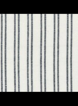 "Moda 18"" Lakeside Toweling Off White Black Stripe"