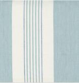 "Moda 18"" Lakeside Toweling Storm Blue Multi Stripe"