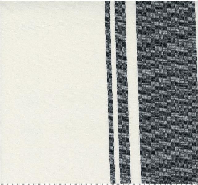 "Moda 18"" Lakeside Toweling Off White Black"