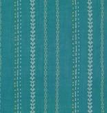 Robert Kaufman Athena Gauze Yarn Dye Teal