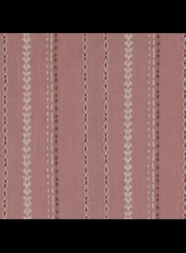 Robert Kaufman Athena Gauze Yarn Dye Mauve