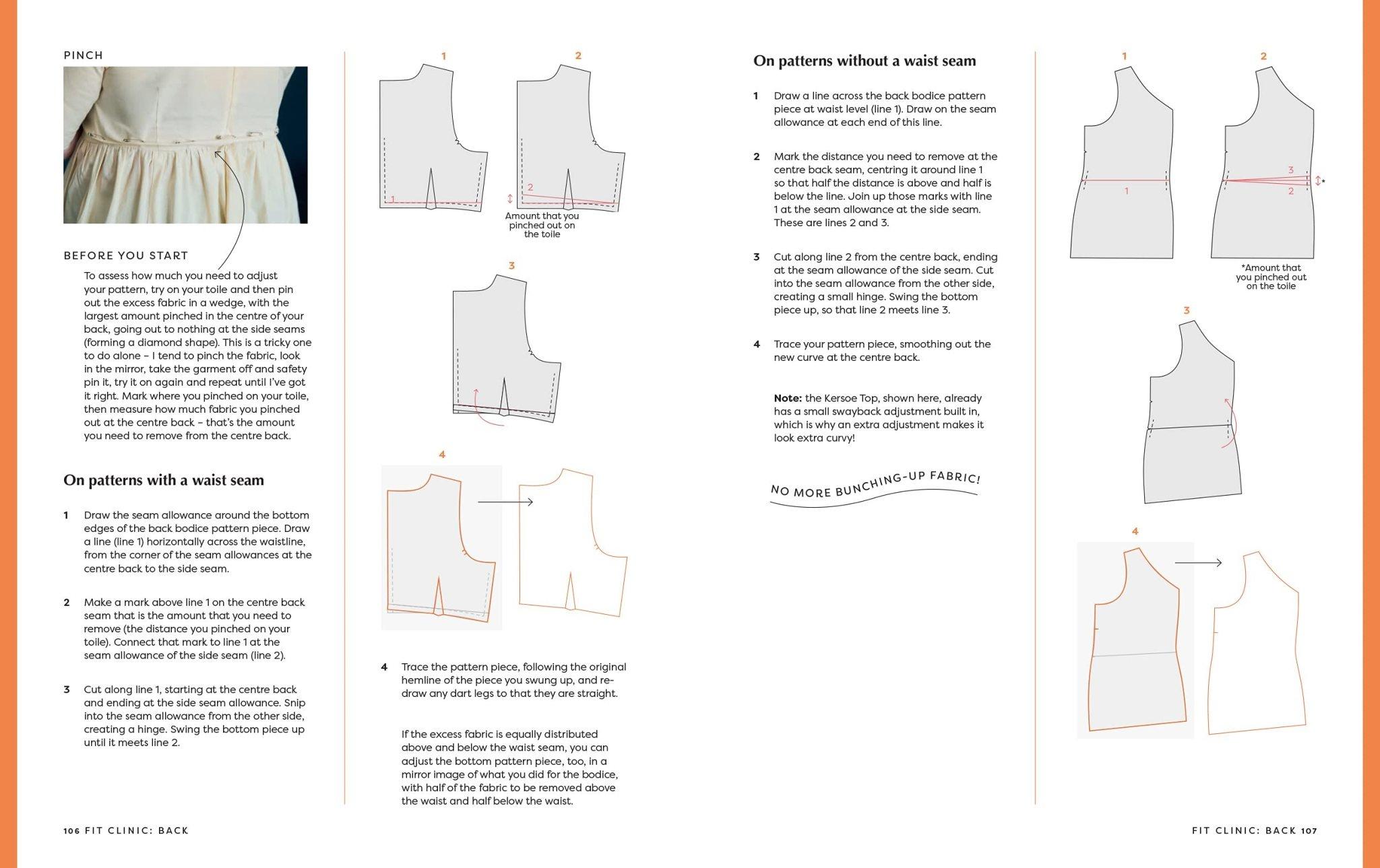 Cashmerette Patterns PREORDER Cashmerette Ahead of the Curve