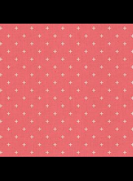 Ruby Star Society Add it Up by Alexa Abegg for Ruby Star Society Strawberry