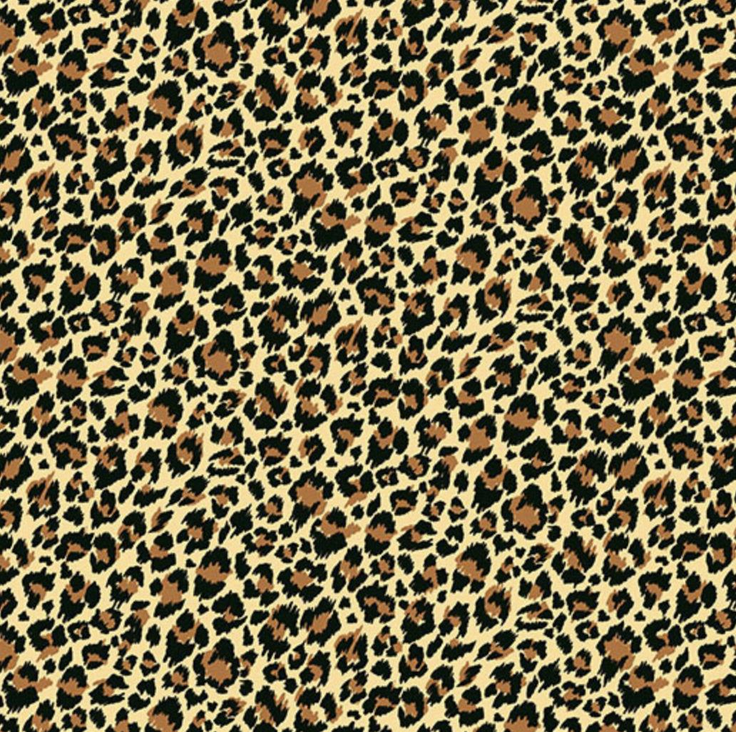 Andover Around the World by Makower UK Cheetah