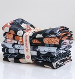 Modern Domestic 7 Piece Halloween Fat Quarter Bundle By Rae Ritchie for Dear Stella