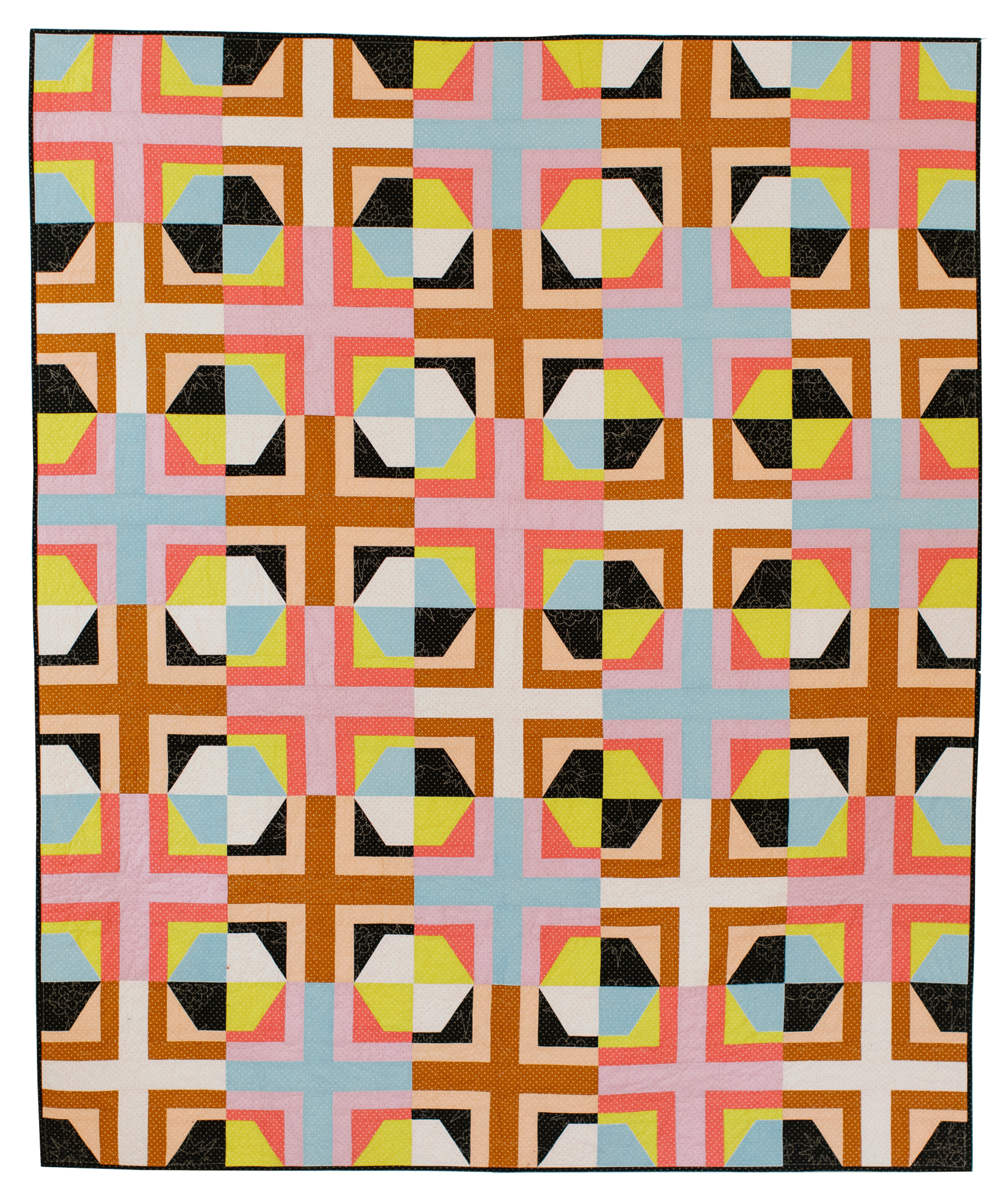 Then Came June Then Came June: Rosecity Quilt Pattern