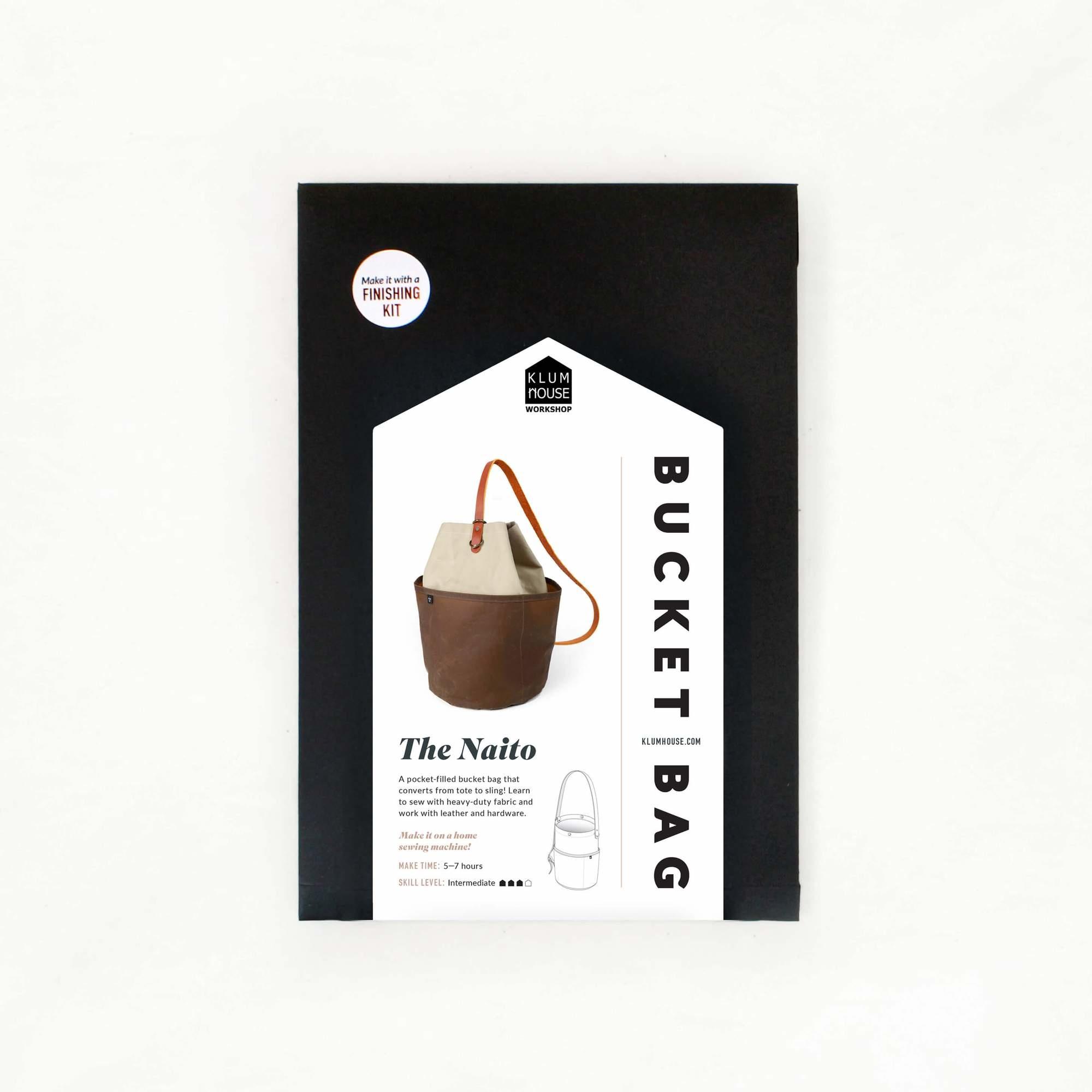 Klum House Klum House Naito Bucket Bag Pattern