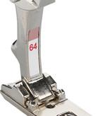 BERNINA Bernina #64 4mm Straight Stitch Hemmer Foot