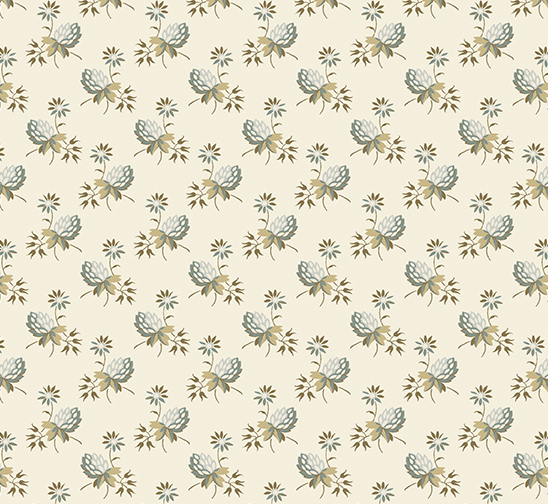 Andover Moonstone by Laundry Basket Quilts Linen Clover