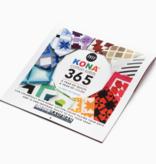 Robert Kaufman Kona Cotton Calendar 2022