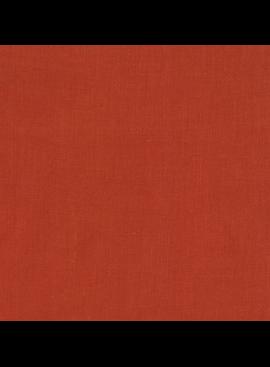 Nani Iro Nani Iro Orange/Red Linen Sheeting