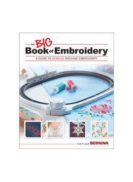 BERNINA Bernina Big Book of Embroidery