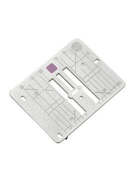 BERNINA Bernina 5.5mm Stitch Plate for 9mm Machines (480 NG 570 590 / 7 Series)