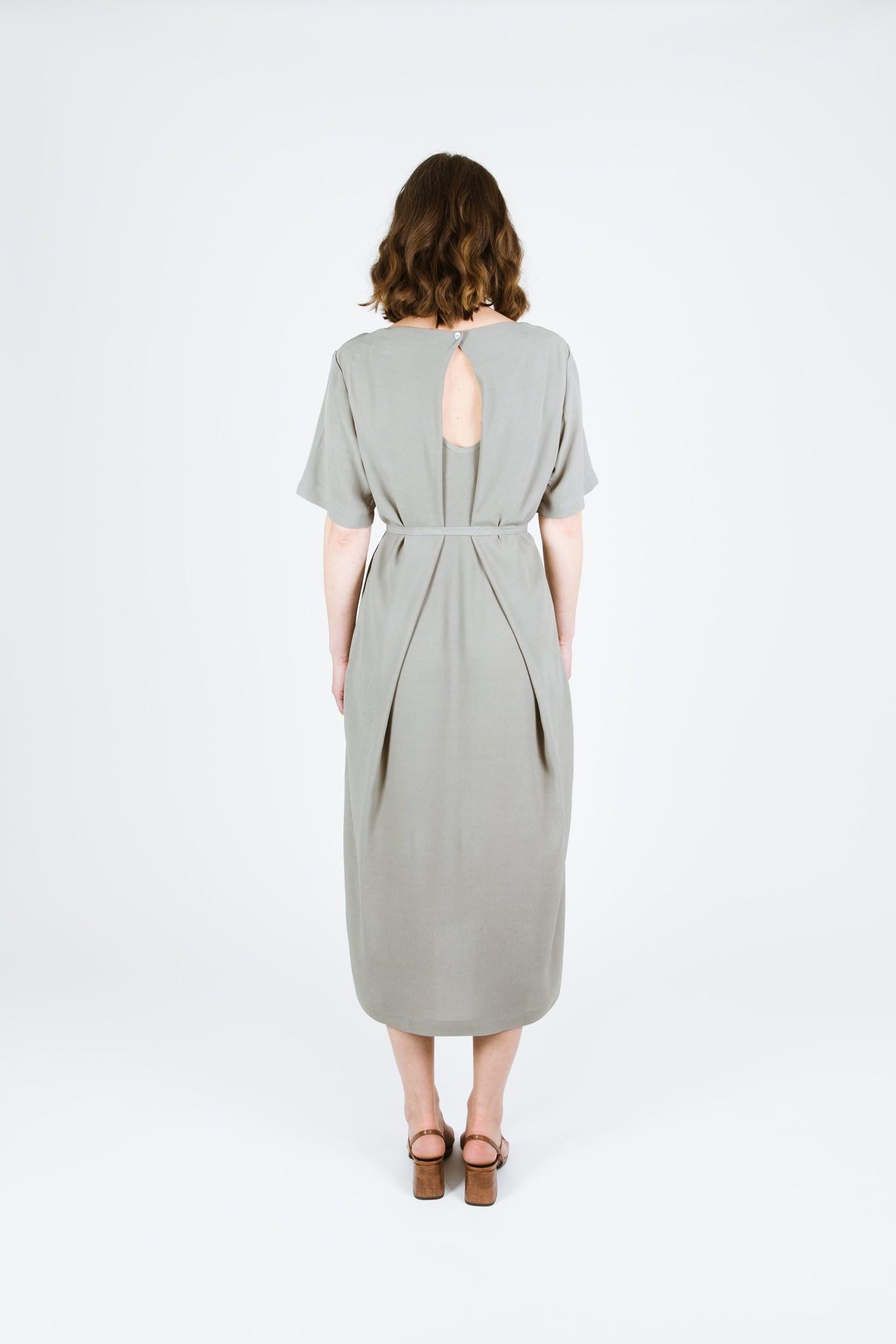 Papercut Patterns Tide Dress by Papercut Patterns