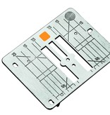 BERNINA Bernina Stitch Plate for Cutwork / Straight Stitch for 5.5mm Machines with a 9 Hook (NG 435 535 720 only)