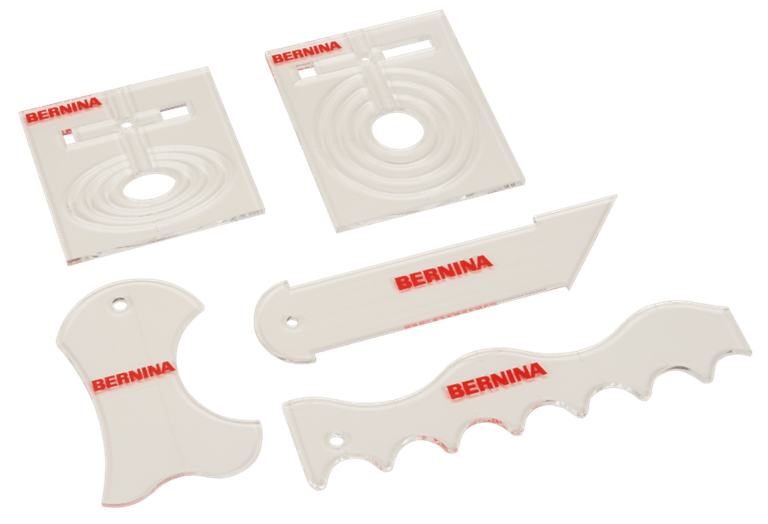 BERNINA Bernina Ruler Kit for Sit-Down